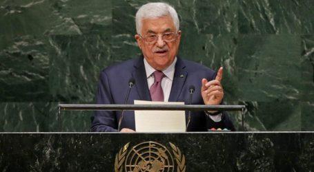 Pesan Presiden Abbas di Hari Solidaritas Palestina
