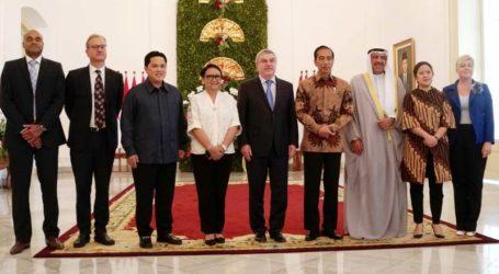 Sukses Gelar Asian Games 2018, Indonesia Siap Jadi Tuan Rumah Olimpiade 2032