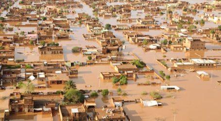 Puluhan Orang Tewas dan Terluka Akibat Banjir di Sudan