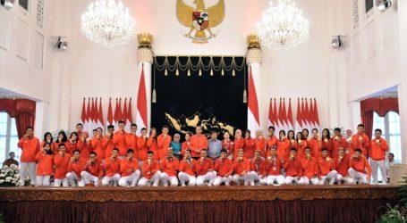 Presiden Jokowi: Indonesia Bangga Atas Prestasi Atlet Asian Games 2018