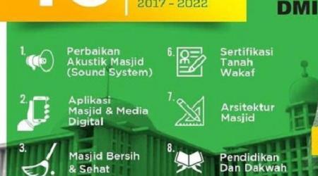 Aplikasi Dewan Masjid Indonesia Jawab Tantangan Generasi Milenial