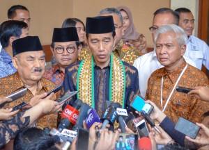 Duka Cita Haringga, Jokowi Minta Kekerasan Antar Suporter Sepak Bola Dihentikan