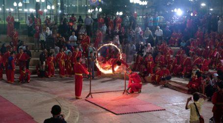 KBRI Kairo Gelar Festival Pencak Silat