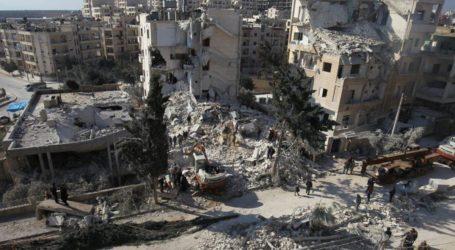 Kelompok Oposisi Suriah Keluar dari Zona Demiliterisasi Idlib