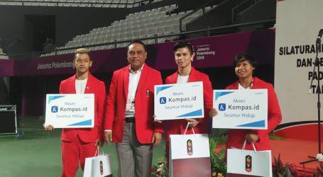 Syafruddin: Para Atlet Pertahankan Prestasi Sampai Sea Games dan Olimpiade 2020