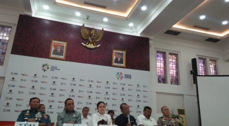 Menko PMK: Asian Games Sukses Berkat Kerja Keras Semua Pihak