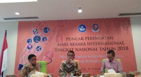Tahun 2017: 2,07 Persen Penduduk Indonesia Buta Aksara