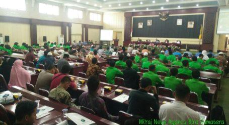 Sekolah Tinggi Al-Qur'an Lampung Gelar Kuliah Umum Bertema Pencegahan Korupsi