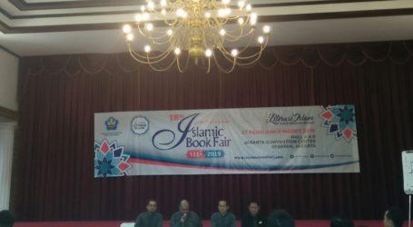 IBF 2019 Usung Tema 'Literasi Islam untuk Kejayaan Bangsa'