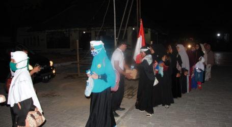 Anak-anak Ikut Gerak Jalan Al-Aqsha, Ketua Panitia: Ini Pendidikan