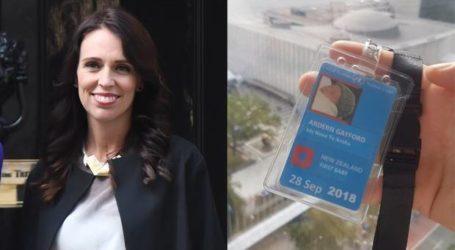 Putri Perdana Menteri Selandia Baru Jadi Bayi Pertama di Sidang Umum PBB