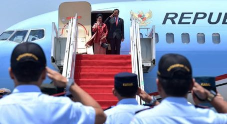 Presiden Jokowi Bertolak ke Seoul dan Hanoi