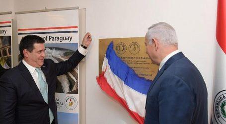 Kedutaan Paraguay Kembali ke Tel Aviv, Israel Marah