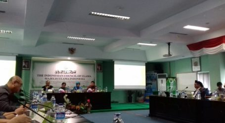 LPLH & SDA MUI Gelar FGD Pusat Belanja Islami