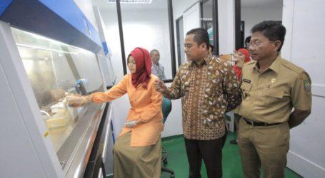 Pemkot Tangerang Resmikan Laboratorium Halal Pertama