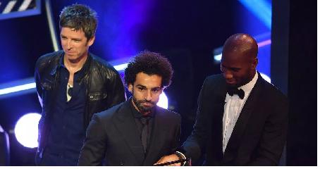 Mohamed Salah dan N'Golo Kante Raih Penghargaan FIFA