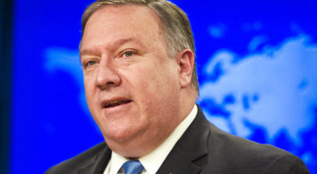 Trump Kirim Menteri Luar Negeri Temui Raja Salman