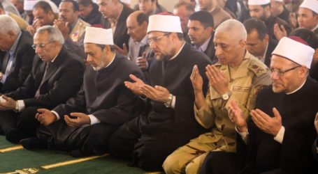 Mufti Agung Mesir Kecam Serangan Pemukim Israel Terhadap Al-Aqsa