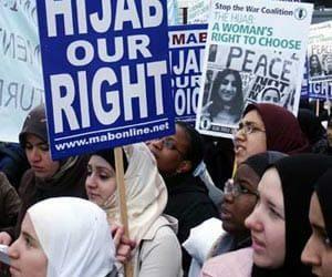 Pengadilan HAM Eropa Kecam Belgia Masalah Jilbab