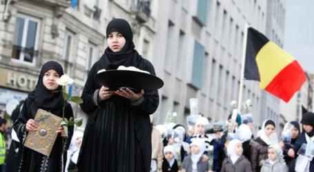 76 Persen Serangan Islamofobia di Belgia Targetkan Muslimah