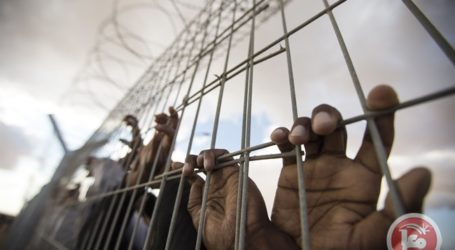 Tiga Tahanan Palestina Mogok Makan