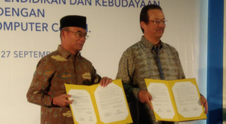 Kemendikbud – Casio Computer Co., Ltd. Jalin Kerjasama Bidang STEM