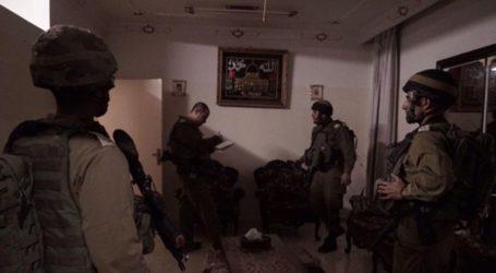 Israel Gelar Operasi Penangkapan Besar-besaran di Tepi Barat