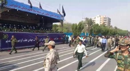 Parade Militer Iran Diserang, Menlu Salahkan Negara Dukungan AS