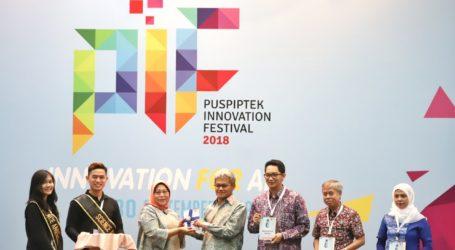 Puspiptek Innovation Festival 2018 Digelar untuk Tanamkan Kecintaan kepada Iptek