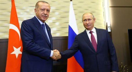 Rusia-Turki Setujui Zona Demiliterisasi di Idlib Suriah