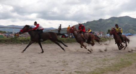 Pacuan Kuda Tradisional Aceh Resmi Dibuka