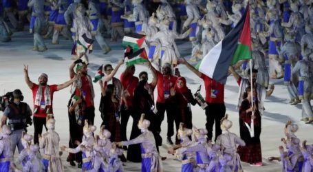 Palestina di Asian Games 2018