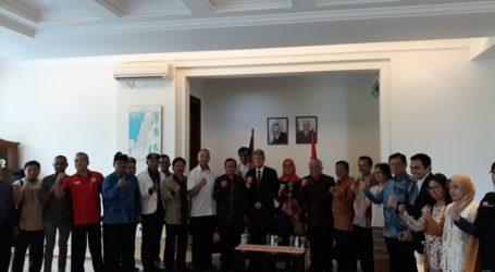 Jelang Sidang Umum PBB, Dubes Palestina Temui Pemuka Agama di Indonesia