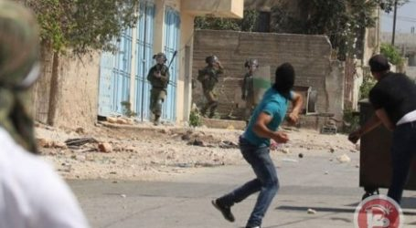 Dua Warga Palestina Tertembak Pasukan Israel di Kafr Qaddum