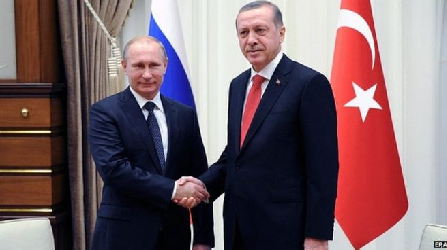 Turki-Rusia Putuskan Solusi Kompromi untuk Idlib