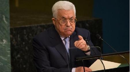 Kunjungan Resmi Presiden Abbas ke Irlandia