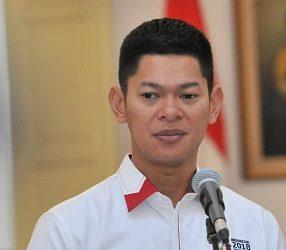 Raja Sapta Oktohari Terpilih Sebagai Ketua KOI 2019-2023