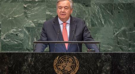Sekjen PBB Minta India Lindungi Anak-anak Kashmir