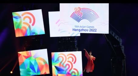 Hangzhou Tuan Rumah Asian Games XIX Tahun 2022