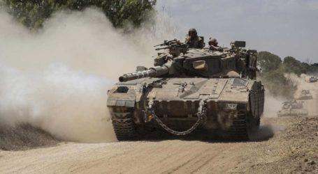 Pasukan Israel Tembak Para Demonstran Gaza, Satu Gugur