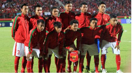 Indonesia Selangkah Lagi Menuju Piala Dunia U-17