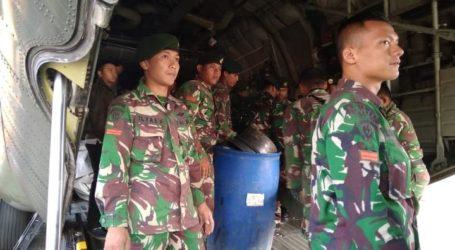 TNI Kerahkan Tujuh SSK ke Donggala dan Palu