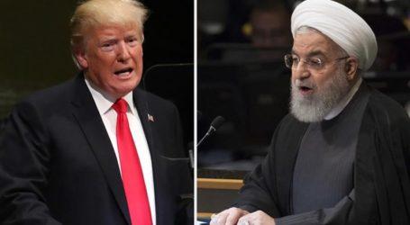 Trump-Rouhani Berseteru Tajam di Majelis Umum PBB