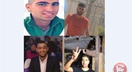 Israel Bebaskan 4 Tahanan Palestina Anggota PFLP