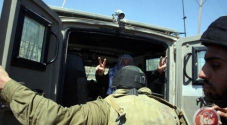 Terdapat 5.781 Orang Palestina Ditahan Israel