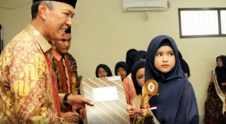 Sebanyak 52 Santri Tanah Datar Mampu Hafal Al-Quran Hingga Tiga Juz
