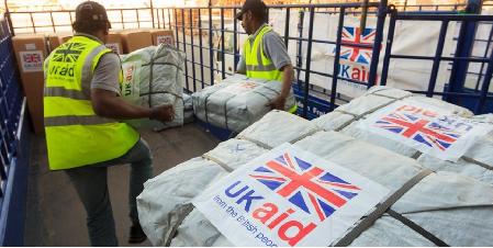 Inggris Umumkan Tambahan Bantuan untuk UNRWA