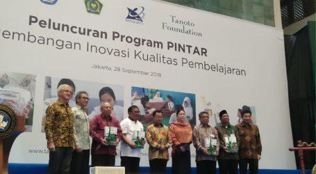 Kemendikbud-Tonoto Foundation Luncurkan Program PINTAR