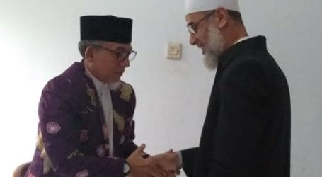 Direktur Daar Al-Qur'an Al-Karim wa As-Sunnah Gaza ke Indonesia