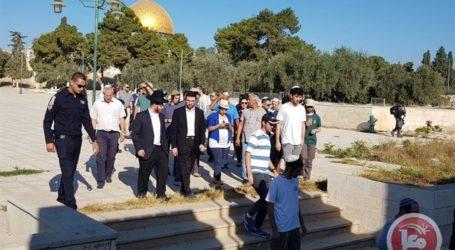 Tentara Israel Culik Tiga Orang Palestina di Masjid Al-Aqsa